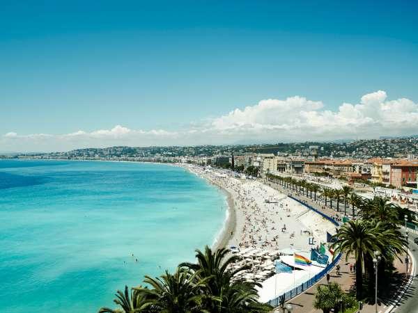 Promenade des Anglais - Niza