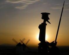 El origen del Quijote. Donde se escribió el Quijote