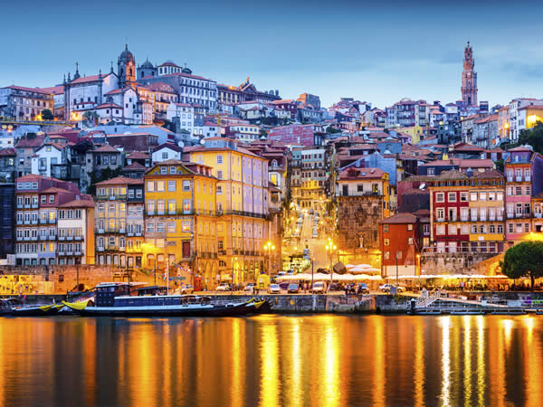 Solsticio de verano en portugal
