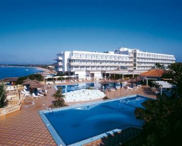 Insotel Hotel Formentera - Vista de la piscina