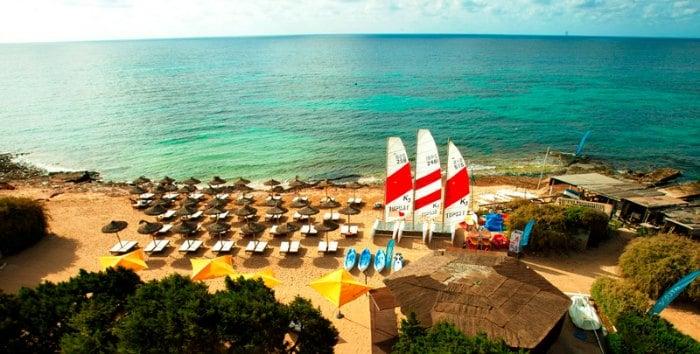 Insotel Hotel Formentera Playa - Vista general del South