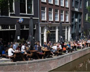 Mejores pubs y bares de Amsterdam