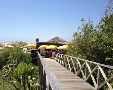 Playa Quinta do Lago - Chiringuito