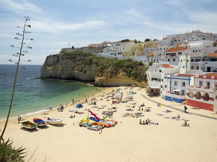 Vacaciones con niños en portugal: El Algarve