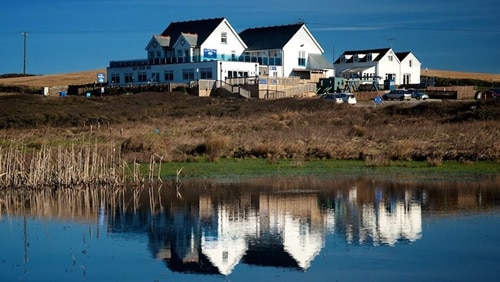 Bay View Inn, Widemouth, Cornwall (Cornualles)