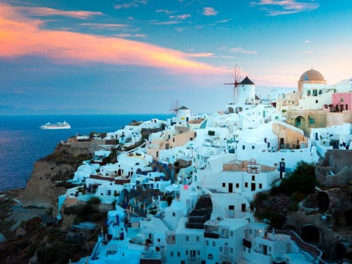 10 islas griegas perfectas para las vacaciones de Semana Santa