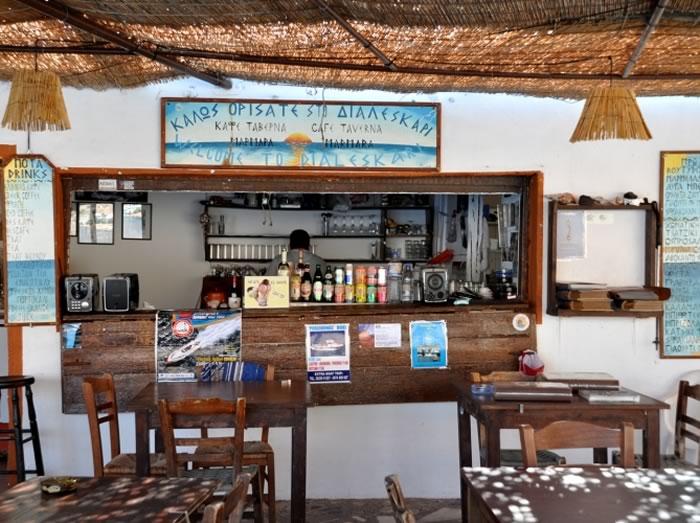 Taberna en la Creta