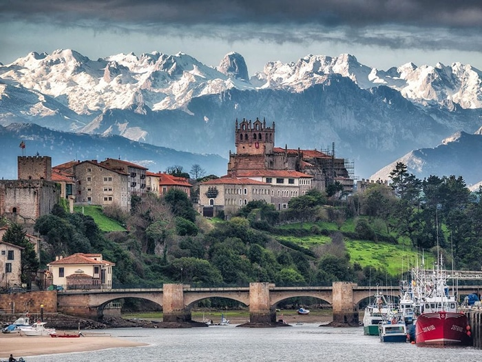 Pueblos románticos de España