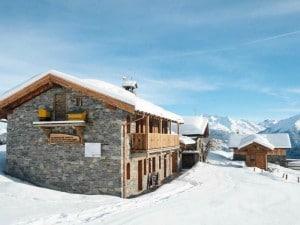 Destinos europeos esquiar
