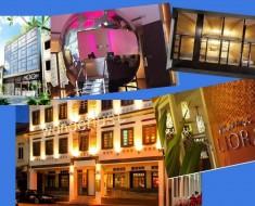 Hoteles-Singapur