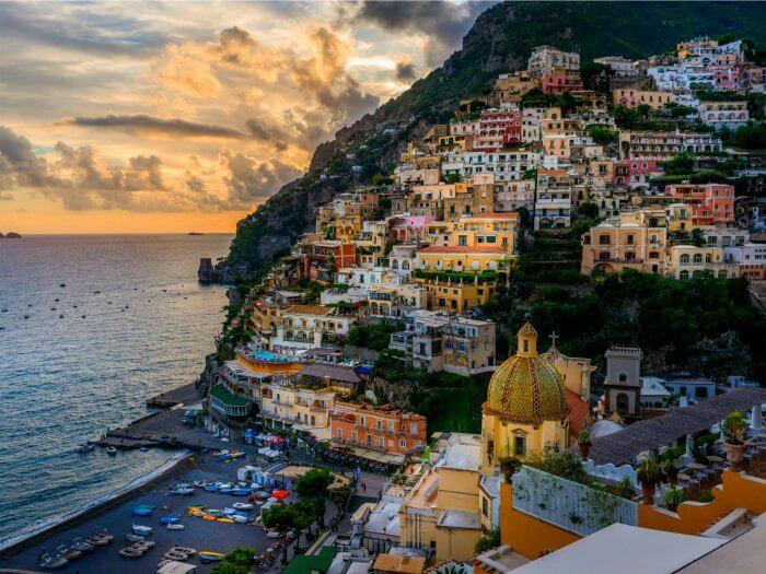 Costa Amalfi, Italia