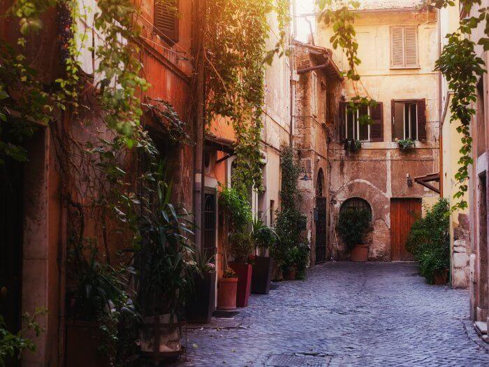 Hotel Trastevere, Italia