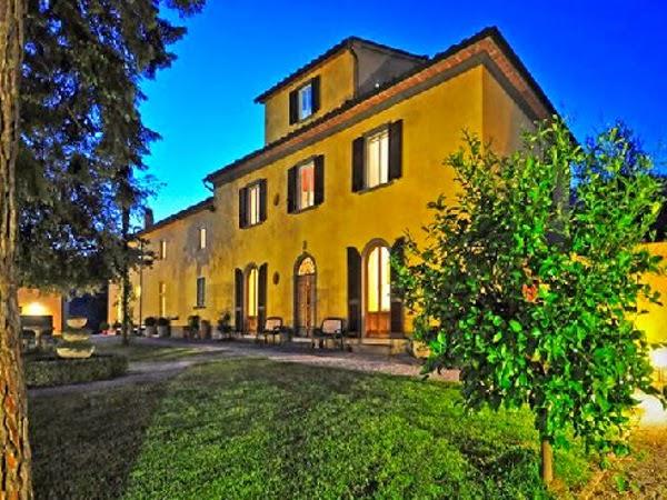 Agriturismo Villa Bracali, entre Florencia y Pisa, Italia