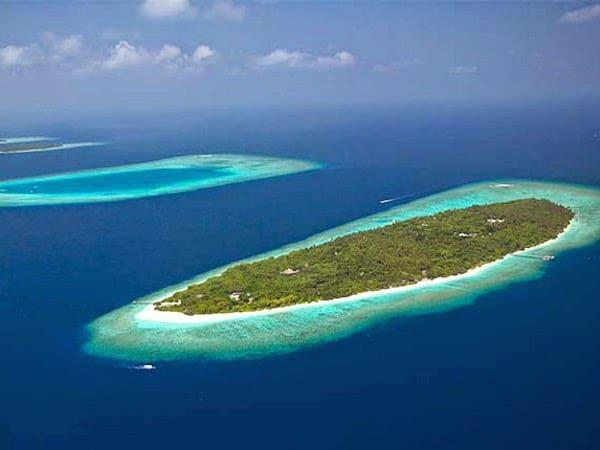 Soneva Fushi Resort, Maldivas