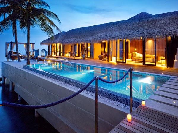 Romantic Pool Residence, Velaa Private Island Resort, Maldivas
