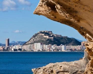 Alicante-castillo