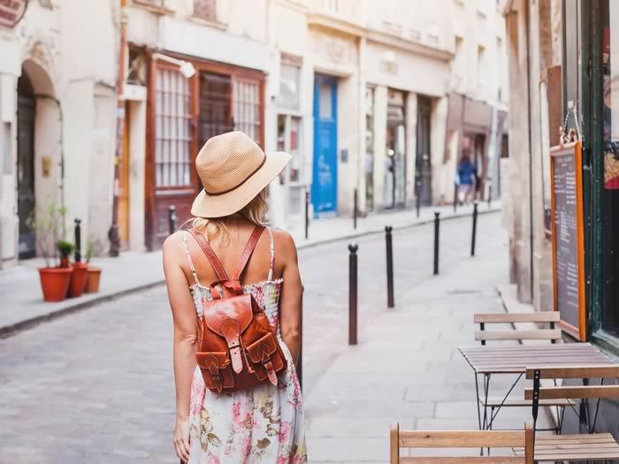 Consejos para mujeres que viajan solas