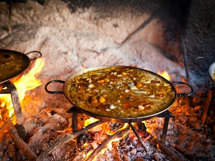 paella-valenciana camper area 7 alicante