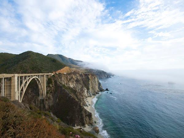 Autopista 1 (Highway one), California, EE.UU.