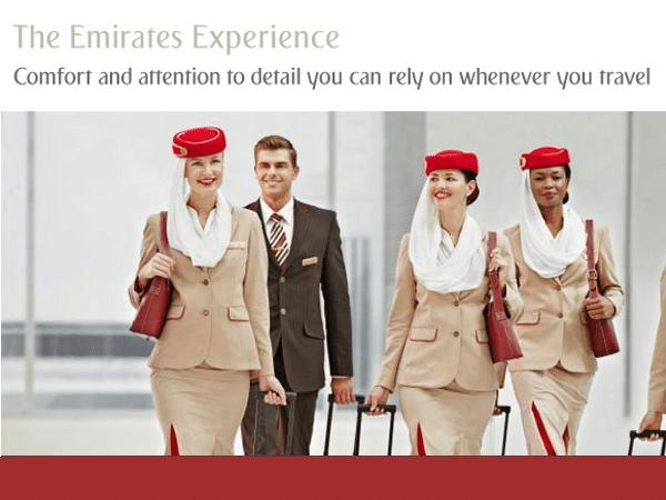 Aerolínea Emirates