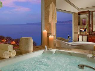 Baño Penthousesuite