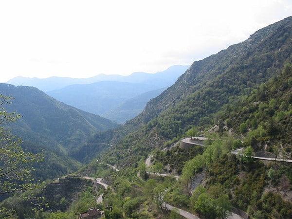 Col de Turini, Francia