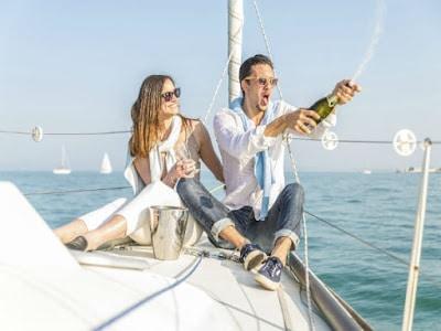 luxury pareja