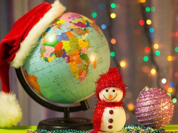 vacaciones navidad viajar
