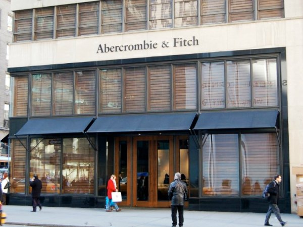 Abercrombie & Fitch Fifth Avenue, Nueva York