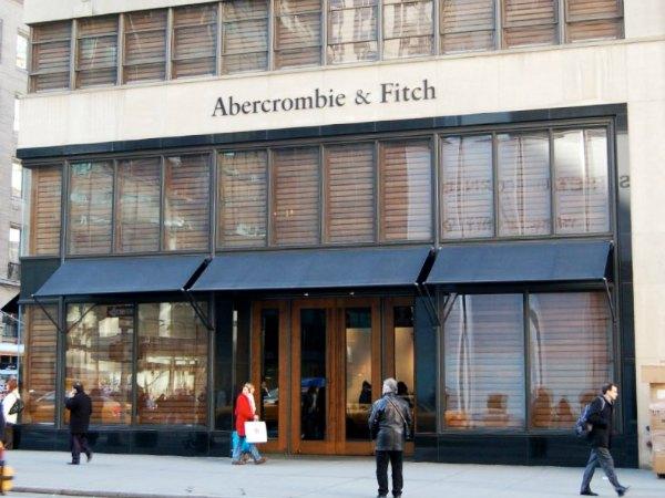 Abercrombie & Fitch Fifth Avenue, Nueva York