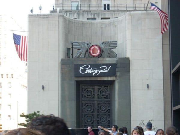 Century 21, Nueva York