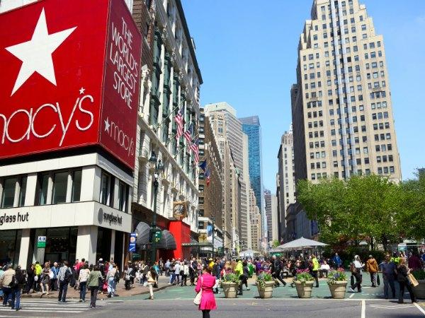 Macy's, Nueva York