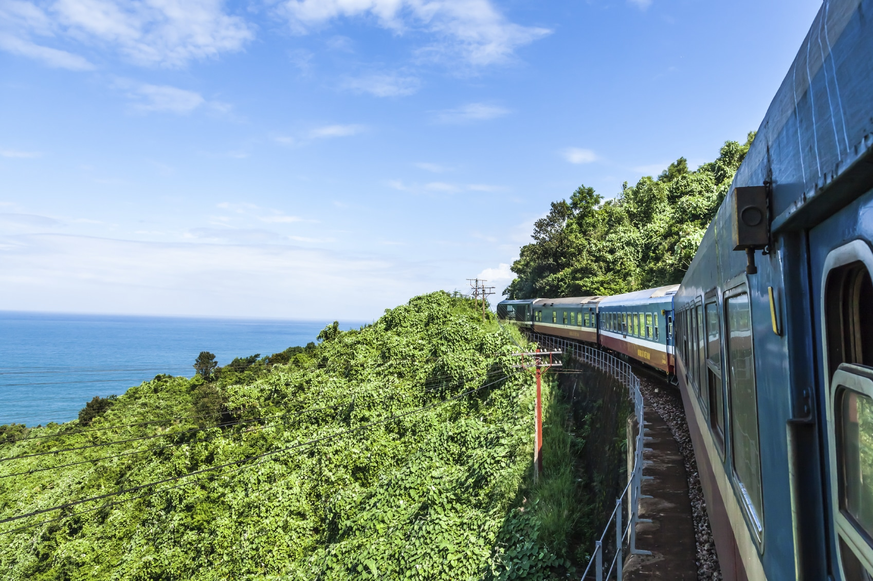 Viajar con Interrail