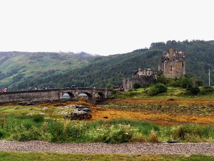 Castillo Eilean Donan Escocia Euroresidentes