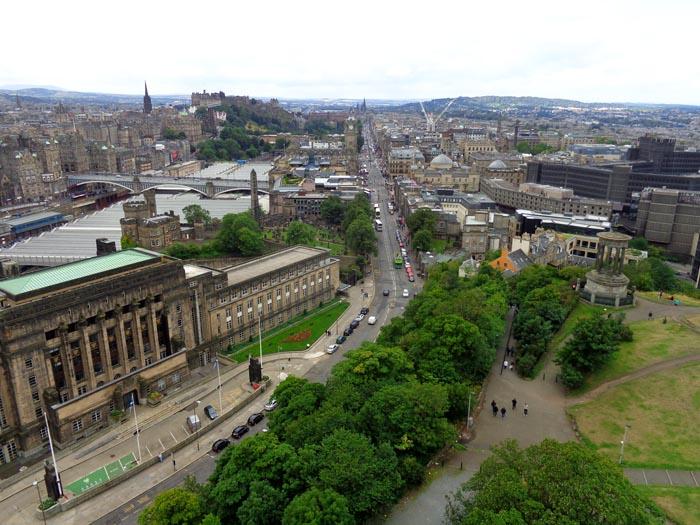 Edimburgo Escocia Viajar Euroresidentes