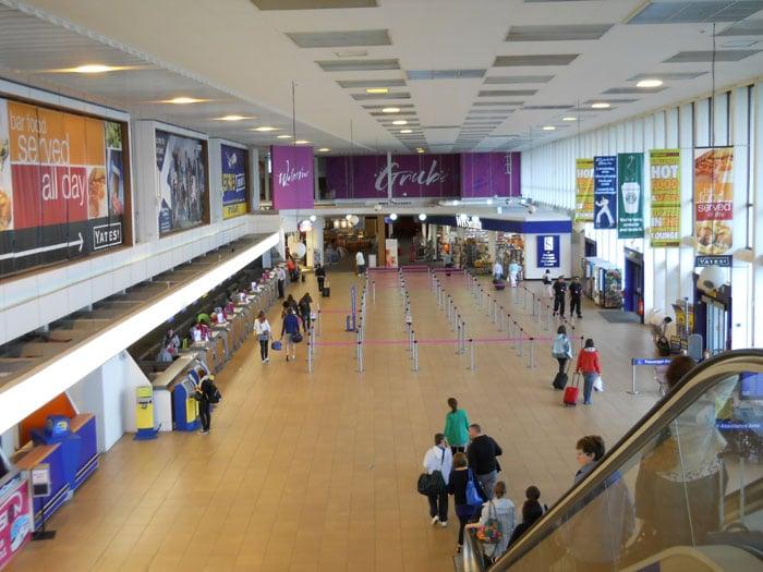 Glasgow Prestwick airport Viajar Euroresidentes
