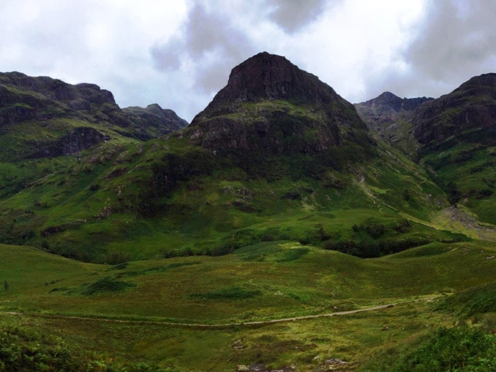 Three Sisters Scotland Viajar Euroresidentes