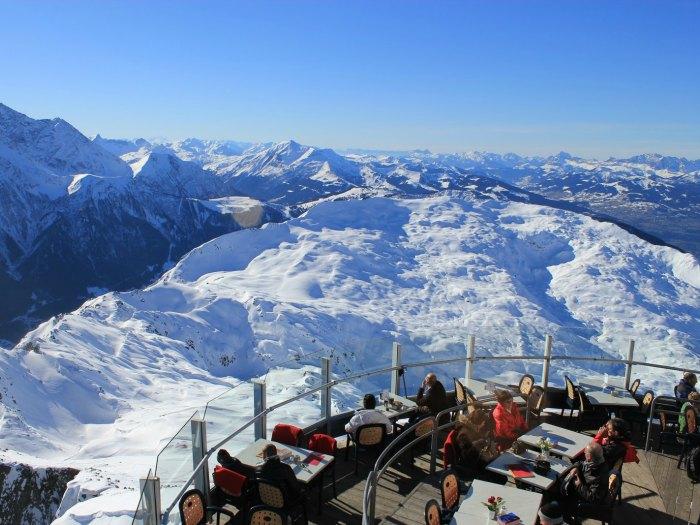 Le Panoramic, Chamonix, Francia