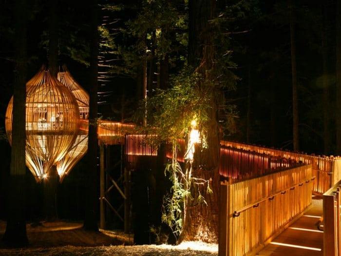 Redwoods Treehouse, Auckland, Nueva Zelanda