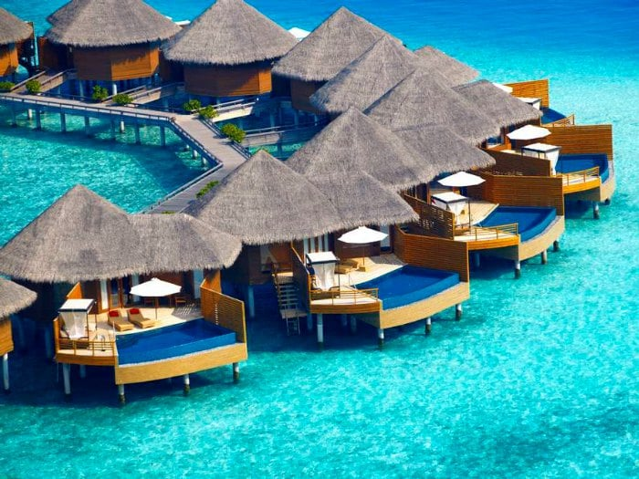 Villas Baros, Maldivas