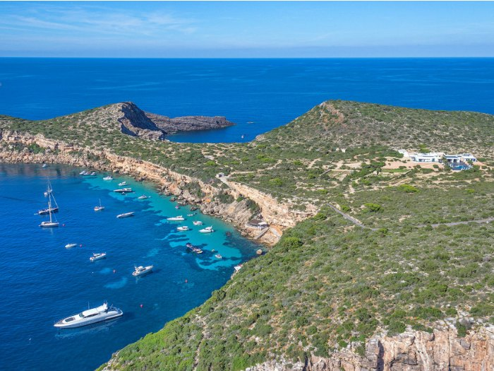 Isla Tagomago (España)