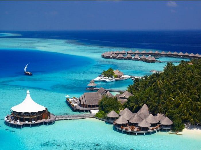 Isla Baros, Maldivas