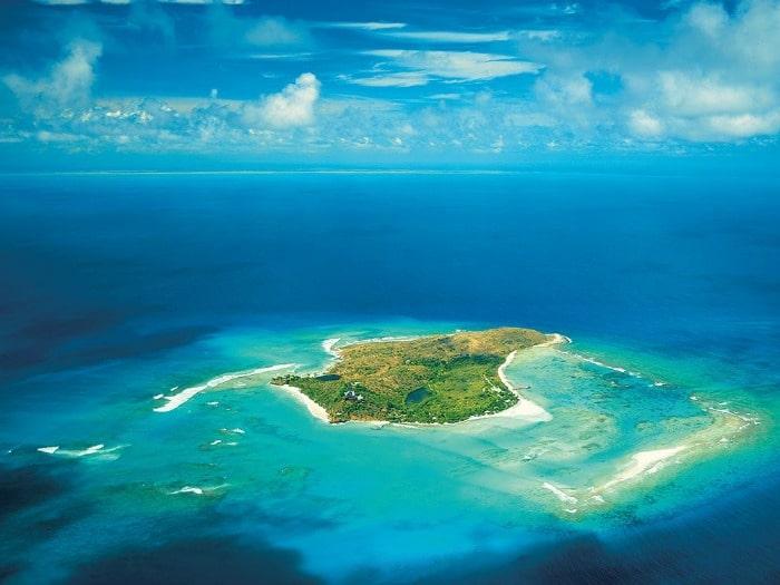 Isla Necker (Islas Vírgenes Británicas)
