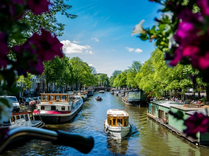 7 Cosas que debes hacer si vas Amsterdam en verano