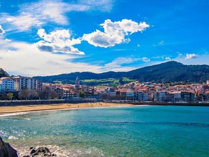 Playa de Lekeitio, País Vasco
