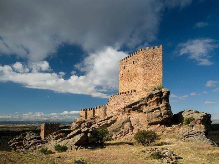 Castillo de Zafra, Serie TV