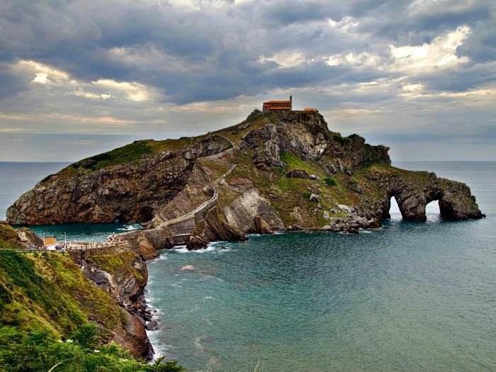Isla de Gaztelugatxe, País Vasco
