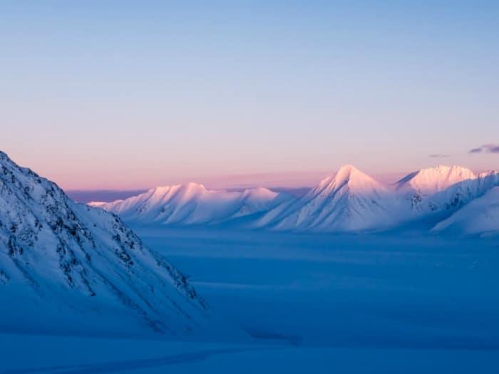 Svalbard: ciudades donde el sol nunca se pone