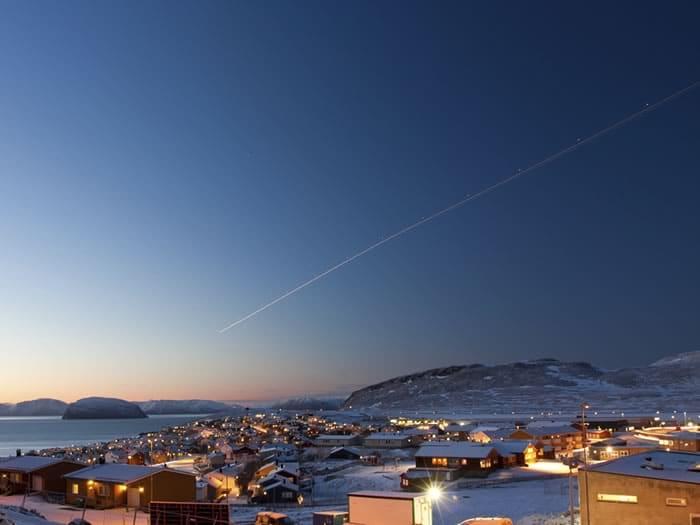 Hammerfest: ciudades donde el sol nunca se pone