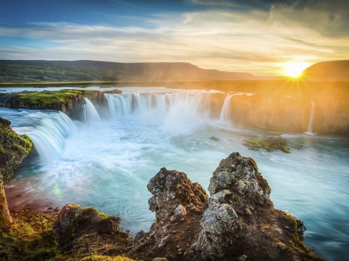 Islandia: ciudades donde el sol nunca se pone
